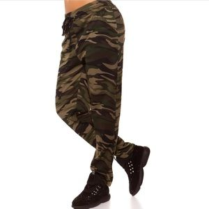 Pants - 💖SEXY💖 CAMOUFLAGED THERMAL JOGGING PANTS 💚